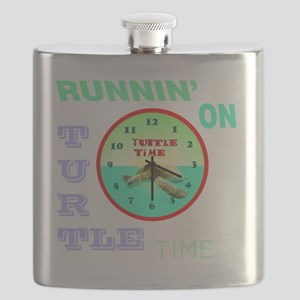 TURTLE TIME Flask