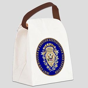 PATCH12 copy Canvas Lunch Bag