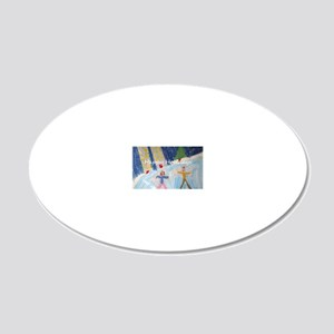 ZSkaters12102010 20x12 Oval Wall Decal