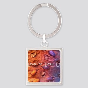 coverimage Square Keychain