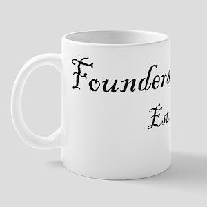Blk_Founders Mug