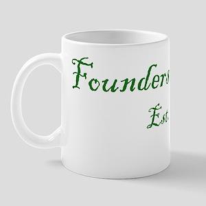 Grn_Founders Mug