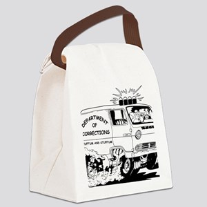 TRANS VAN Canvas Lunch Bag