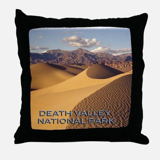 Deva1 Throw Pillow