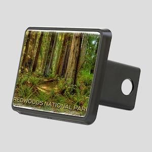 redwoods Rectangular Hitch Cover