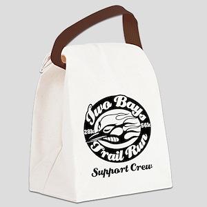 TwoBaysWrenLogoSupCrw Canvas Lunch Bag
