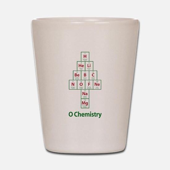 ValueTshirt_Ochemistry_FRONT Shot Glass