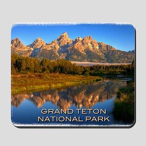 Tetons2 Mousepad