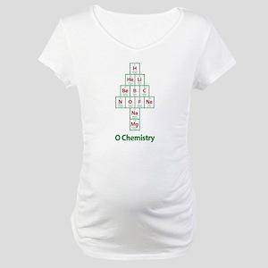 ValueTshirt_Ochemistry_FRONT Maternity T-Shirt