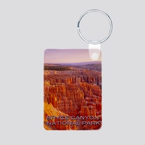 bryce Aluminum Photo Keychain