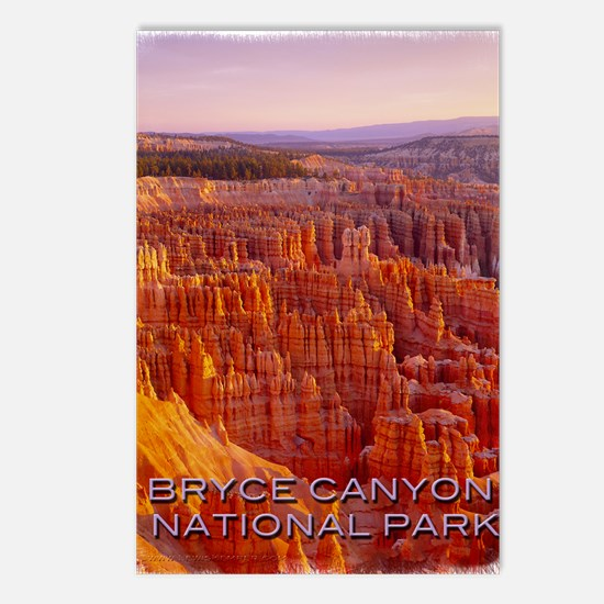 bryce Postcards (Package of 8)