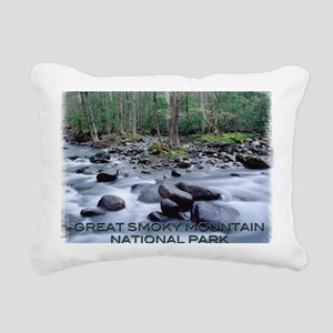 SMOKIES1 Rectangular Canvas Pillow