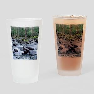 SMOKIES1 Drinking Glass