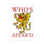 Dorset Dragon Sticker