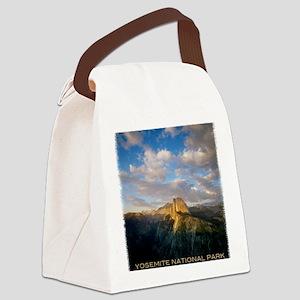 Yos2 Canvas Lunch Bag