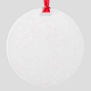 eskimo Round Ornament