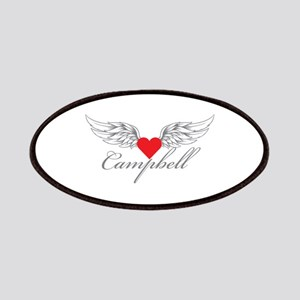 Angel Wings Campbell Patches