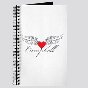 Angel Wings Campbell Journal