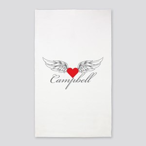 Angel Wings Campbell 3'x5' Area Rug