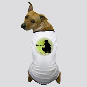 iCatch Fastpitch Softball Dog T-Shirt