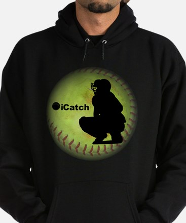 iCatch Fastpitch Softball Hoodie (dark)