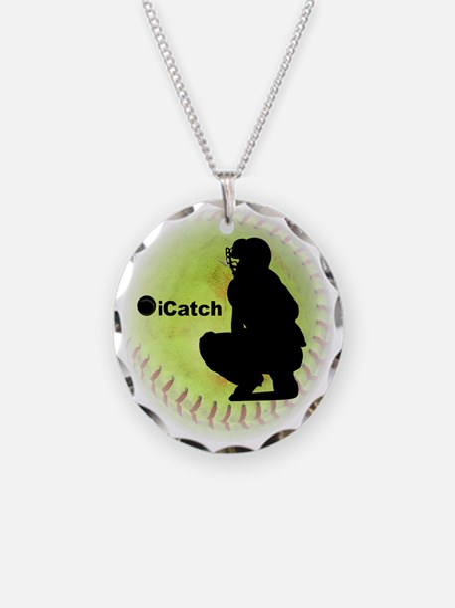 iCatch Fastpitch Softball Necklace