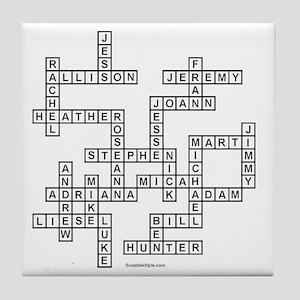 EBNERa Tile Coaster