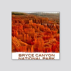 "Bryce2 Square Sticker 3"" x 3"""