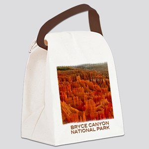Bryce2 Canvas Lunch Bag