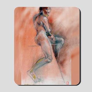 Beautiful Body fine Art print16x20 Mousepad