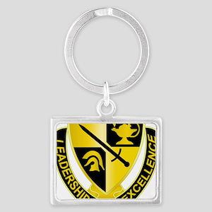 DUI - US - Army - ROTC Landscape Keychain