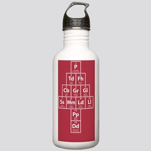 GreetingCard_TwelveEle Stainless Water Bottle 1.0L