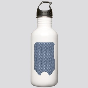 Molecular Bubbles Stainless Water Bottle 1.0L