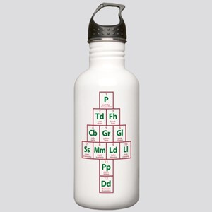 Tshirt_TwelveElements_ Stainless Water Bottle 1.0L