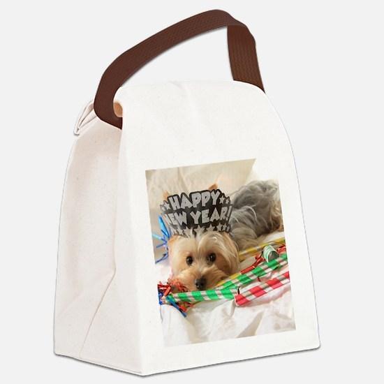 Izzynysq Canvas Lunch Bag