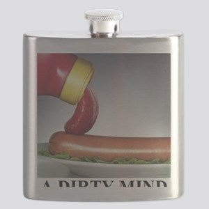 A DIRTY MIND1 Flask
