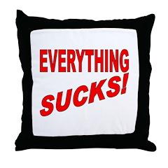 The Mr. V 128 Shop Throw Pillow