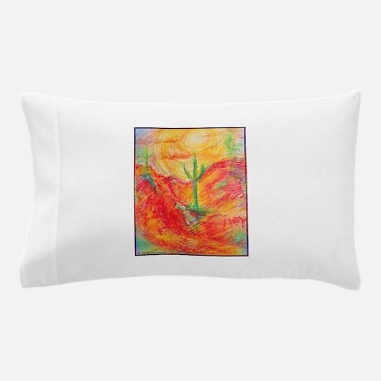 Southwest desert art! Pillow Case