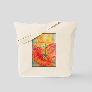 Southwest desert art! Tote Bag