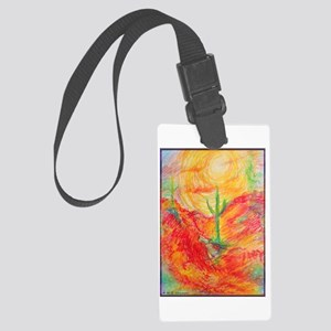 Southwest desert art! Luggage Tag