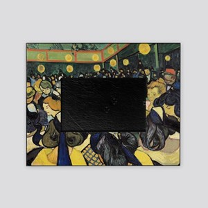 Dance Hall at Arles, 1888 by Vincent Picture Frame
