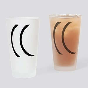 moon_outline Drinking Glass