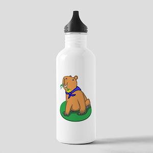 Capybara Love Stainless Water Bottle 1.0L