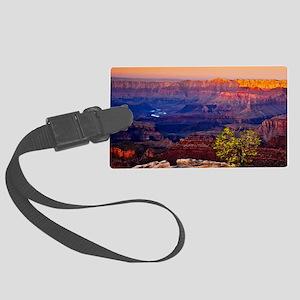 Grand Canyon Sunset Large Luggage Tag