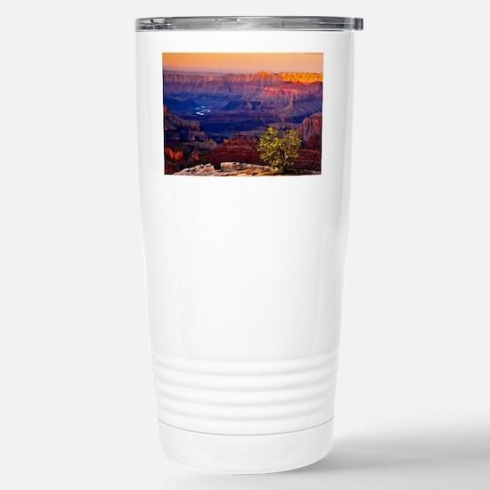 Grand Canyon Sunset Stainless Steel Travel Mug