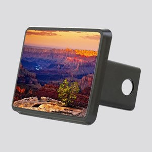 Grand Canyon Sunset Rectangular Hitch Cover