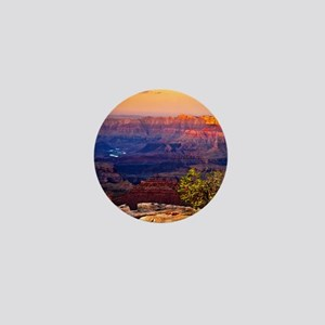 Grand Canyon Sunset Mini Button