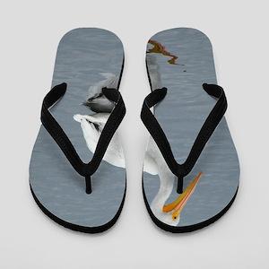 The Pelican King 1 Flip Flops
