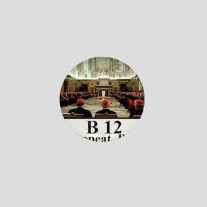 B 121 Mini Button