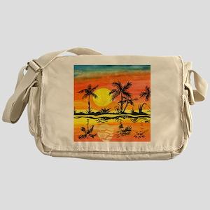 tropicalisland11_11 Messenger Bag